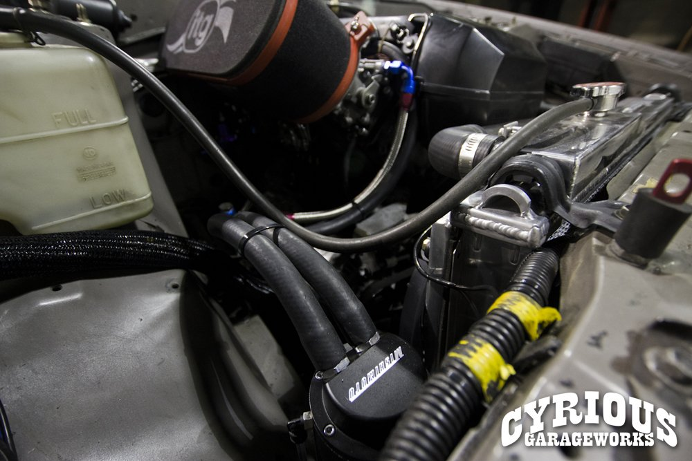 Swapped: BEAMS 3SGE AE86 – Cyrious Garageworks