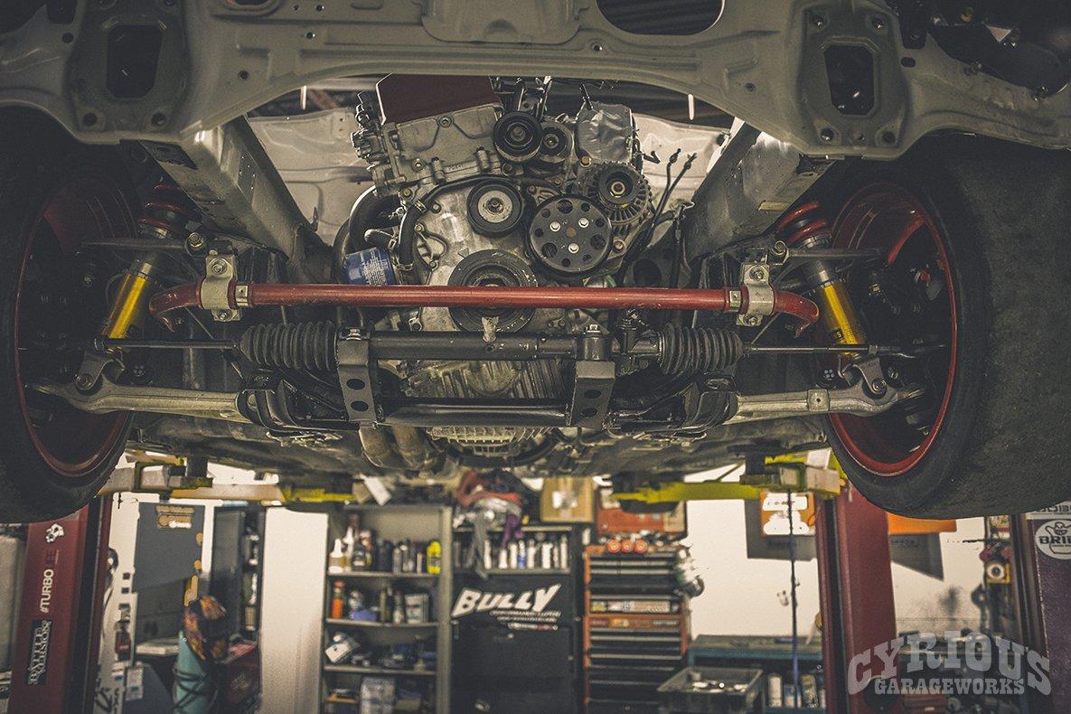 Mazda RX8 + Honda S2000 (F20C) = RX2000? – Cyrious Garageworks