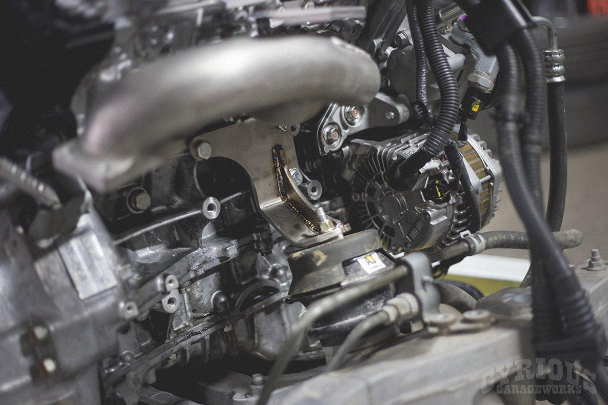 Is300 Turbo Build