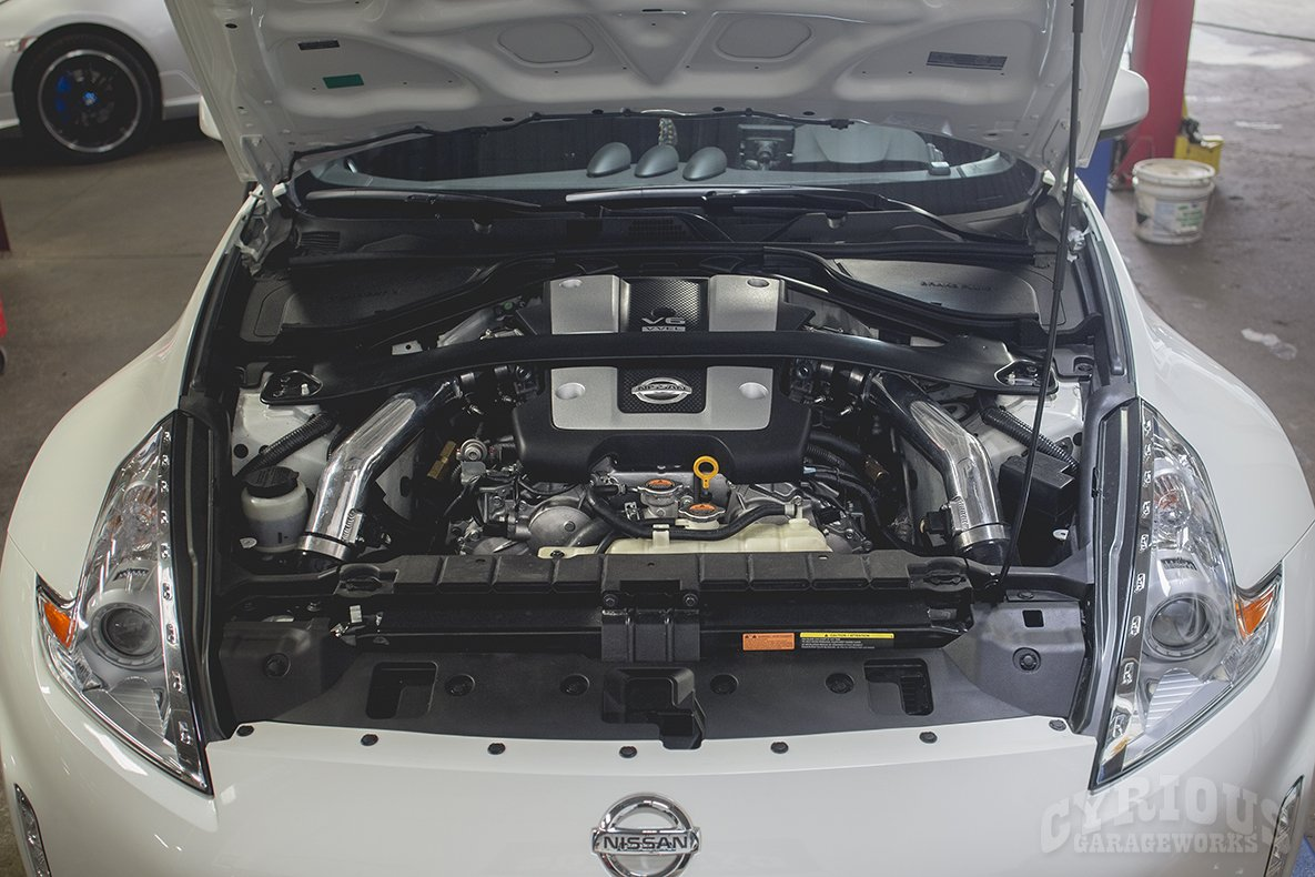 Going From A Factory Naturally Aspirated Engine To A Turbo Set Up In Any  Vehicle Can Be A Daunting Task. Doing So With A Nissan 370z However, Could  Possibly ...
